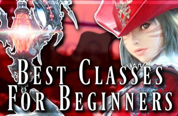 Final Fantasy 14 Tank Classes