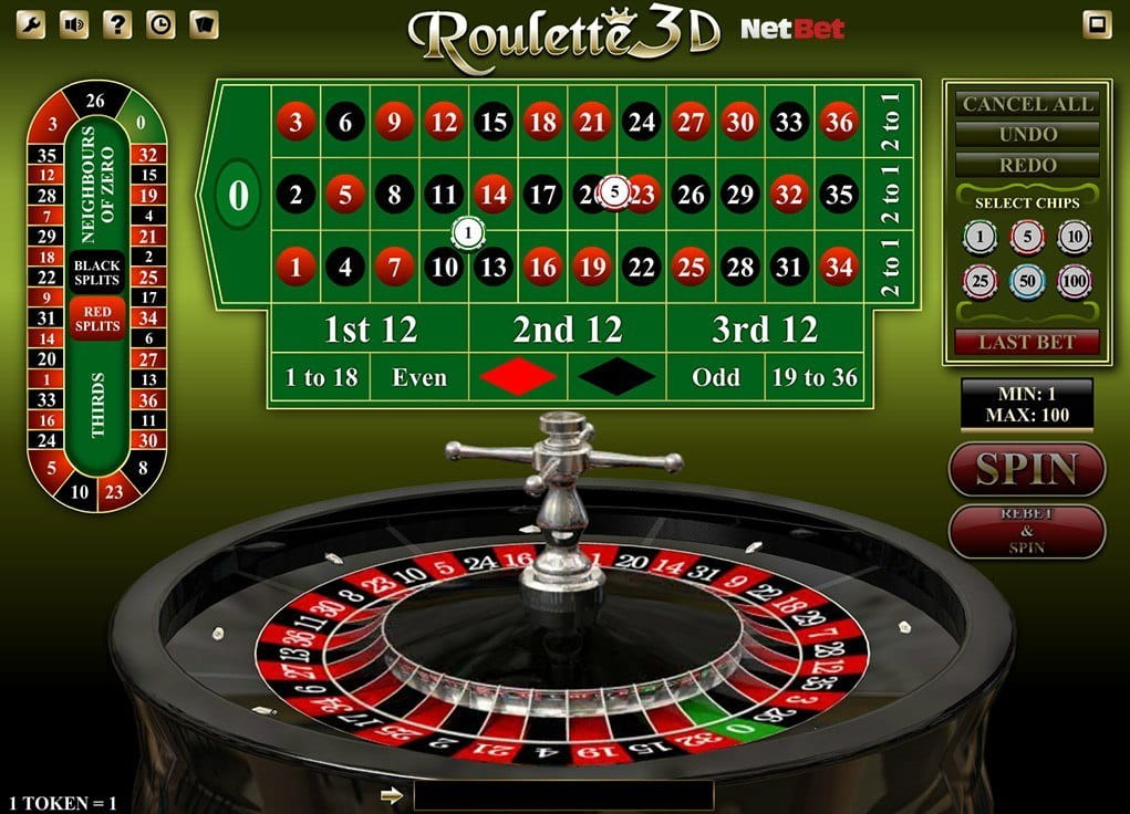 Roulette The game of remarkable comebacks