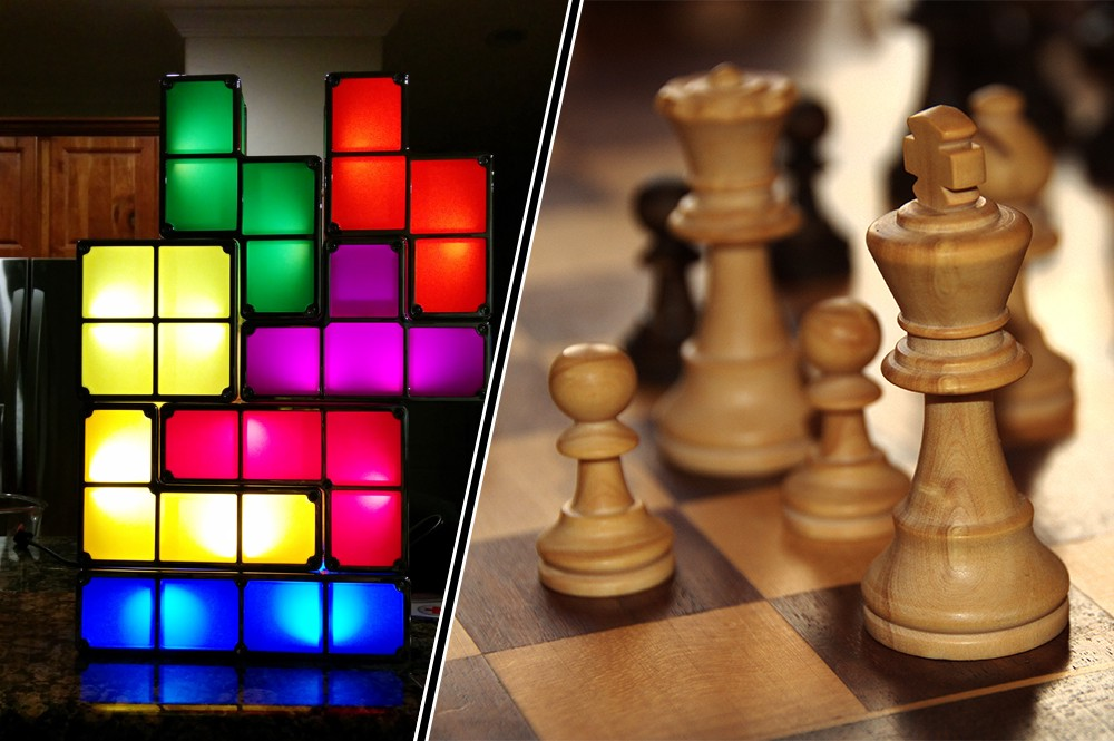 Tetris Games - Improve Your Mind by Playing